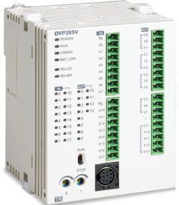 sterownik PLC- jednostka centralna Delta electronics DVP28SV11S2