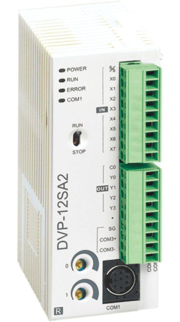 Sterownik programowalny Delta Electronics DVP12SA211T