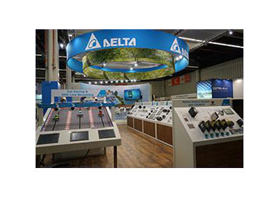Delta Electronics na targach SPS IPC DRIVES w Norymberdze